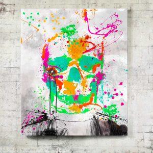 Dead Color Skull